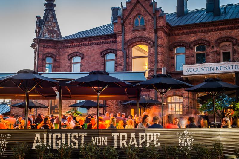 August von Trappe Terrace