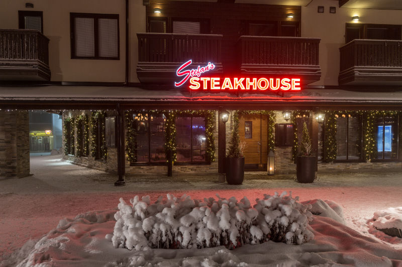 Stefan's Steakhouse Ruka
