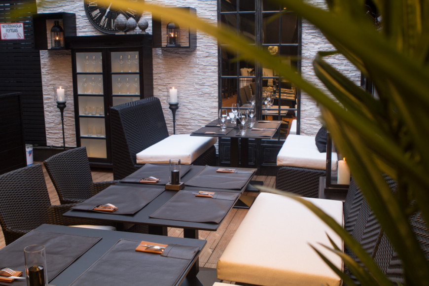 Stefan's Steakhouse Terrace Helsinki