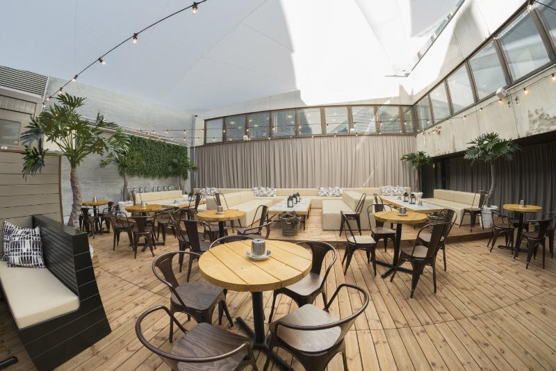 Apollo Live Club Terrace
