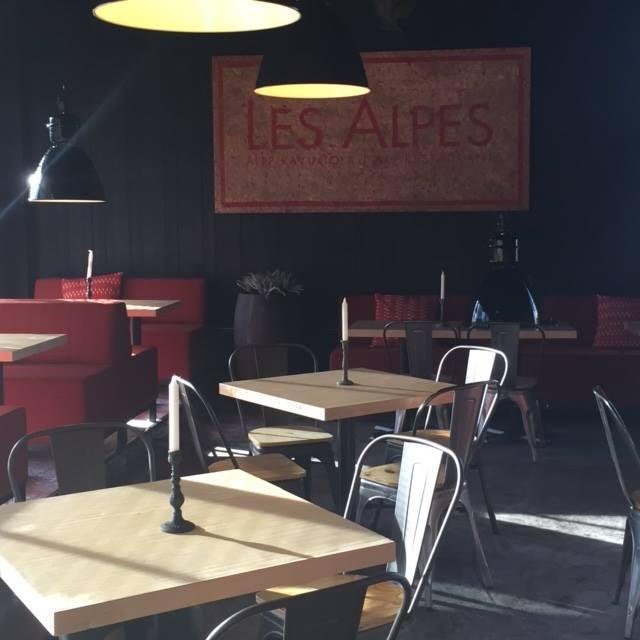 Les Alpes News