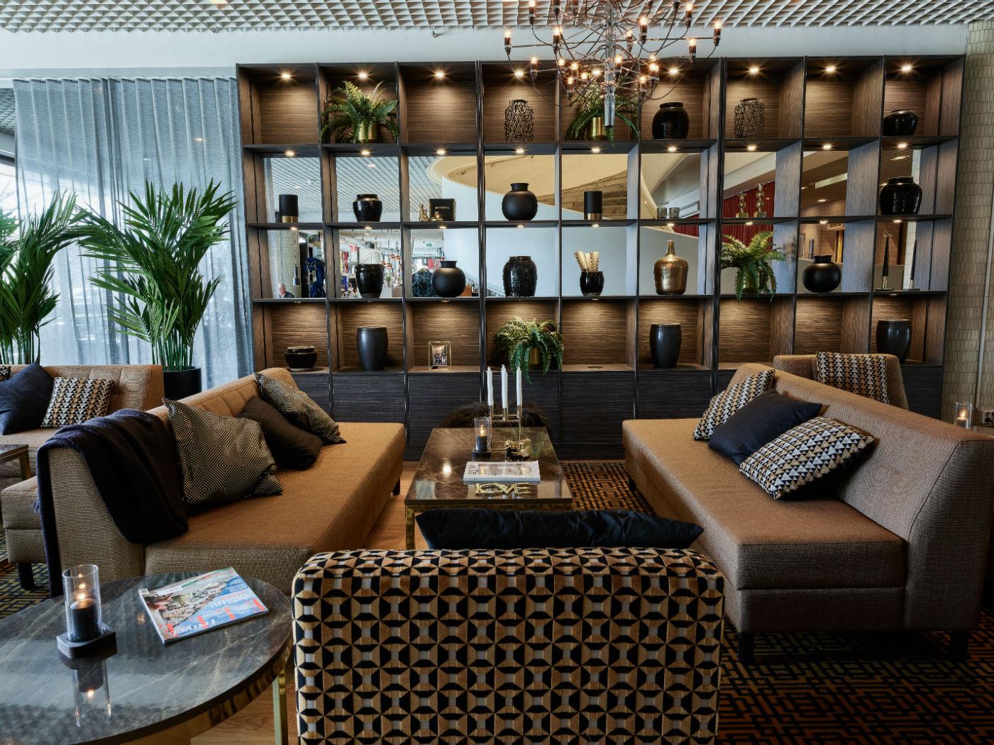 Radisson Blu Hotel Marina Palace lounge