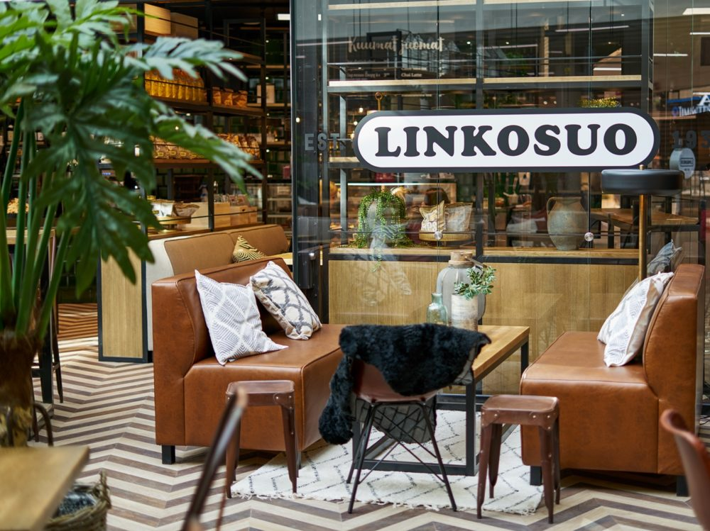 Cafe Linkosuo Ratina