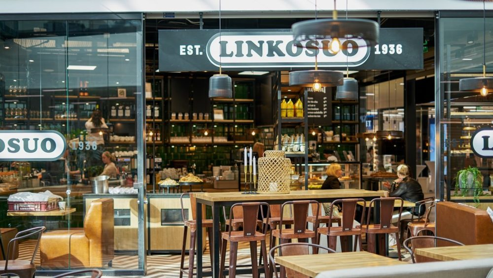 Cafe Linkosuo Ratina