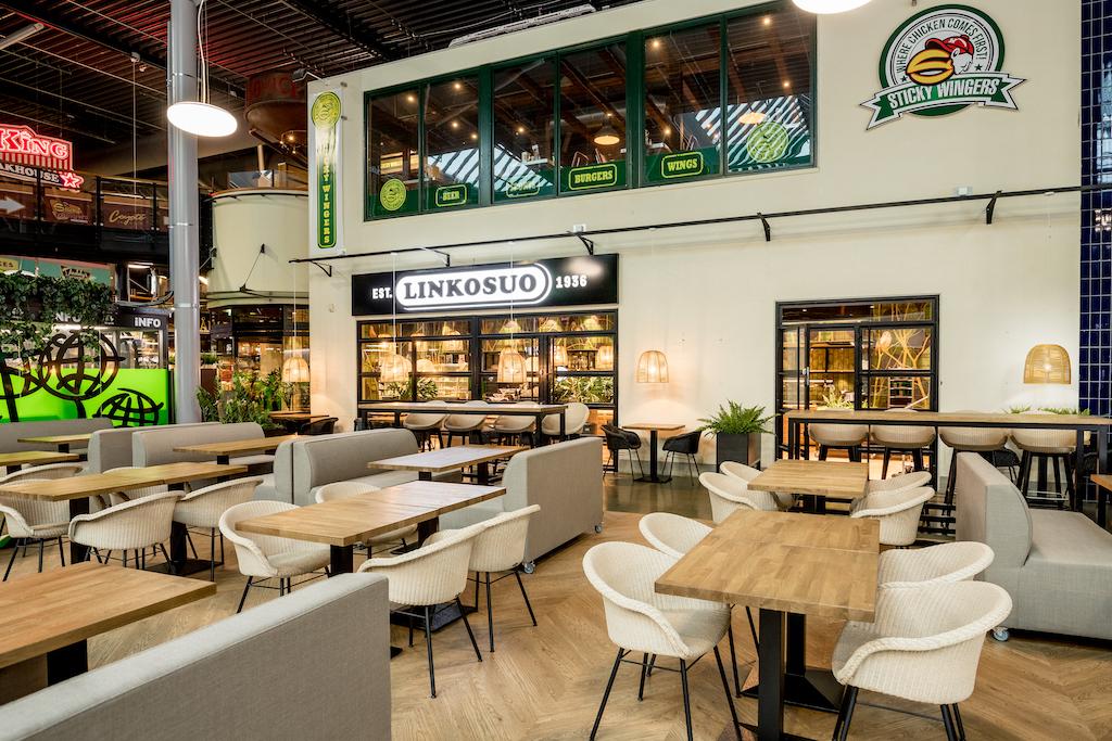 Cafe Linkosuo Ideapark 2