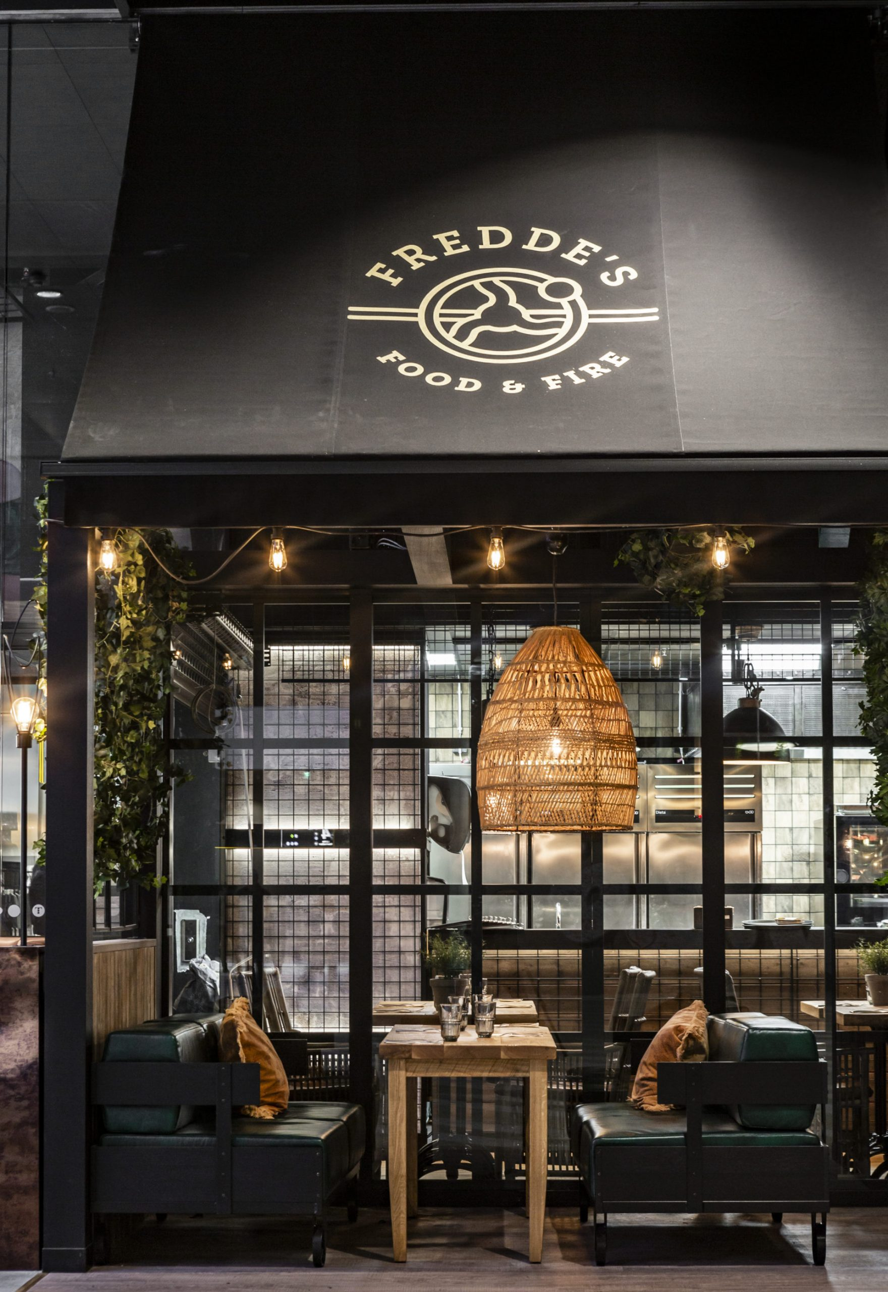 Fredde´s Food & Fire