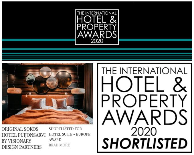 International Hotel & Property Awards News