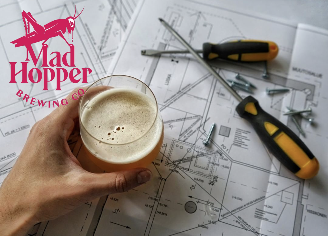 Mad Hopper Brewing Co. in Helsinki News