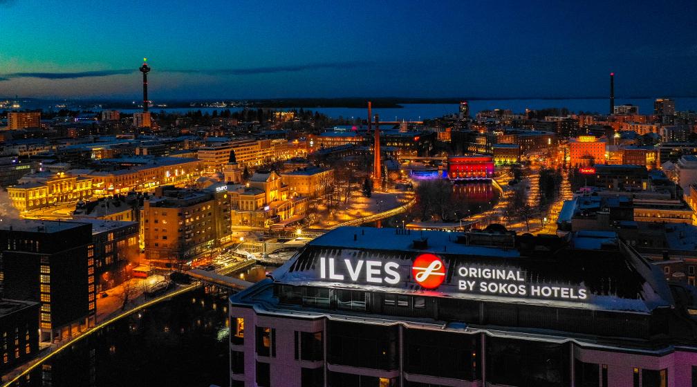 Original Sokos Hotel Ilves News