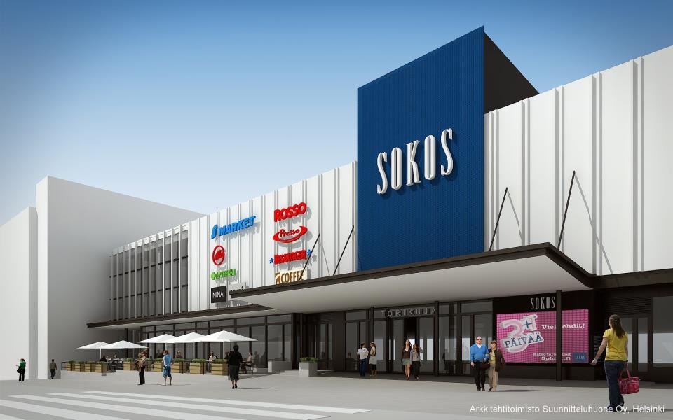 Sokos Kuopio News